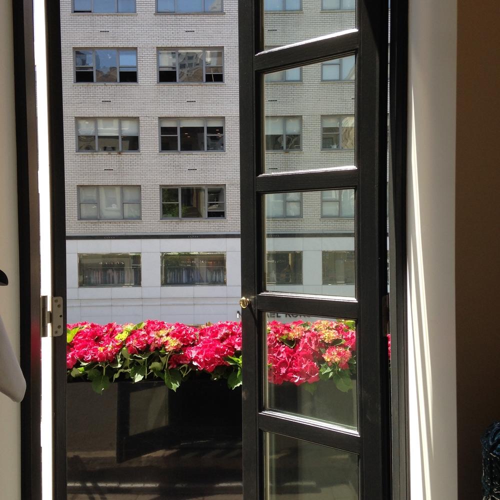 kate spade balcony views #casual