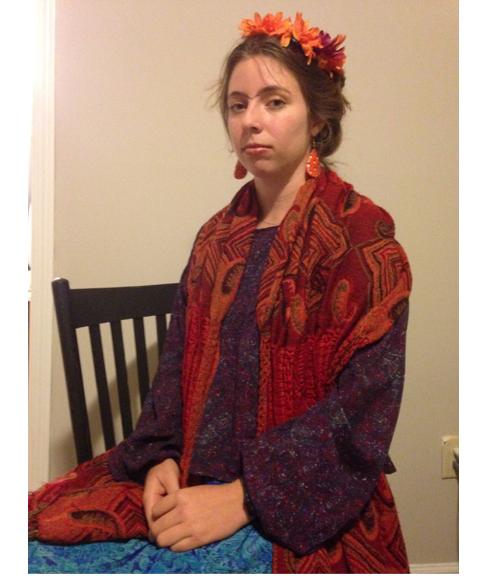Beth Anne Casstevens as Frida