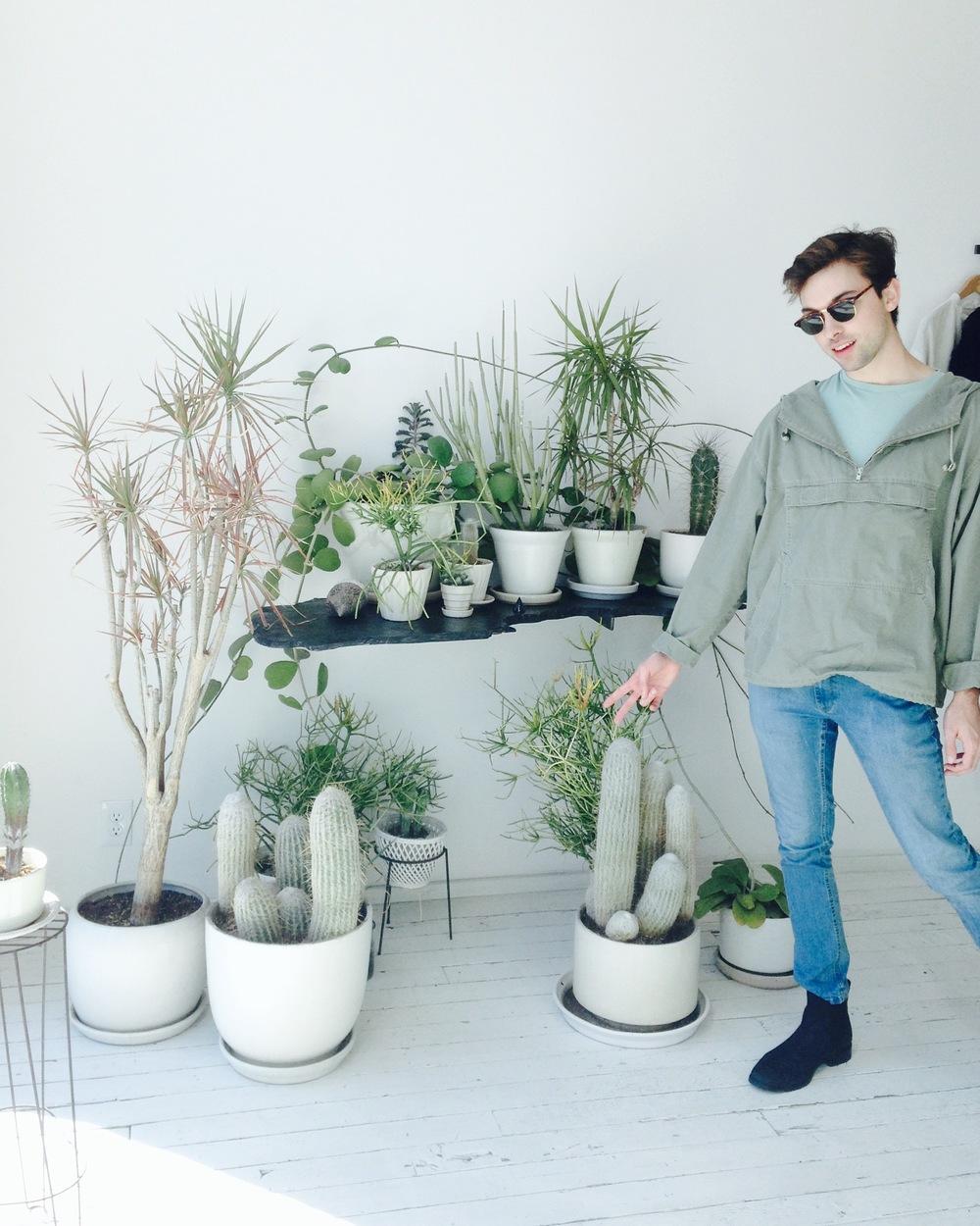 #shopping #melrose #cacti #CALIBABY