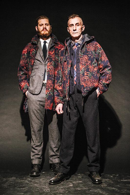 Engineered Garments Autumn/Winter 2014