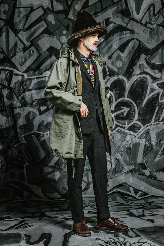 Engineered Garments Autumn/Winter 2016