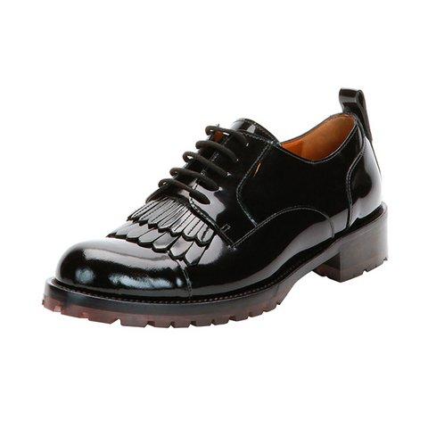 Valentino Bağcıklı Oxford Modeli Ayakkabı $995  bergdorfgoodman.com