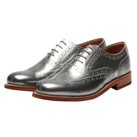 Grenson Rose Brogue $410  Grenson.co.uk