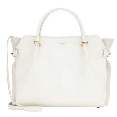 Nina Ricci Marché deri tote çanta, $1,590,  S atın almak için tıklayın