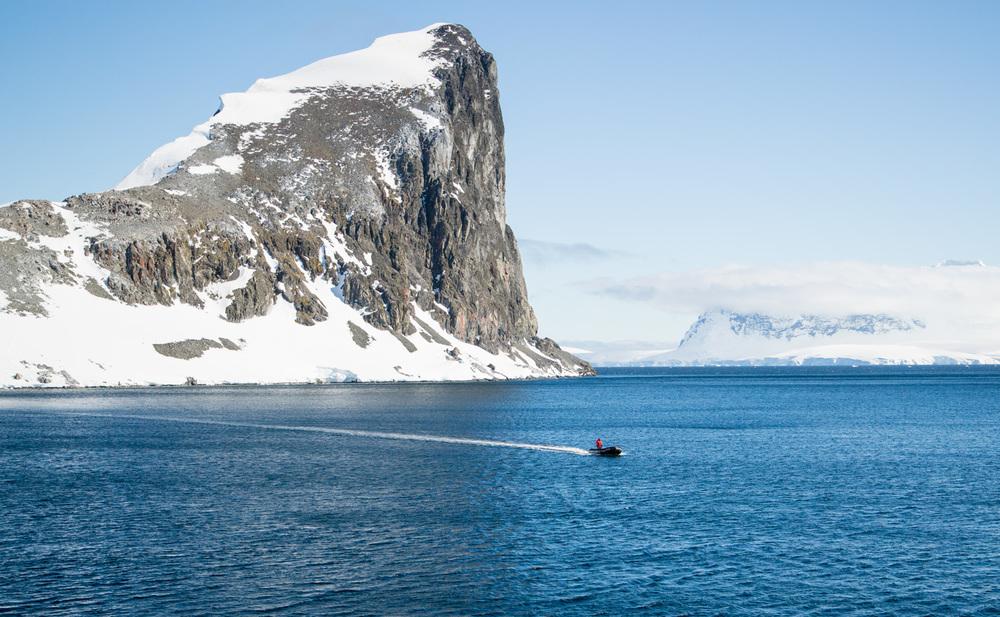 Orne Harbor, Antarctic Pensinula.