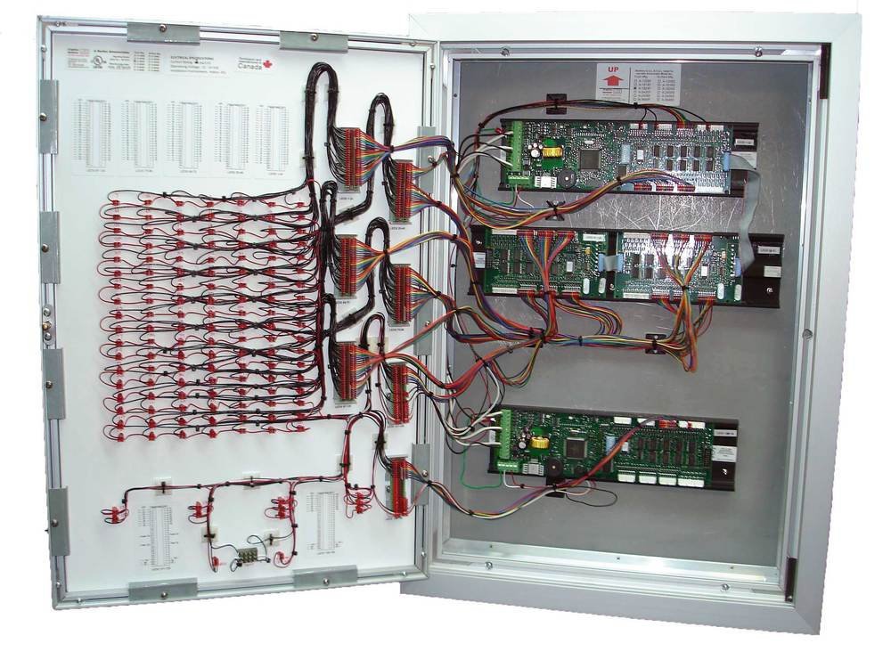Annunciator Panel Wiring Diagram : Led graphic annunciators mimic panels — graphics