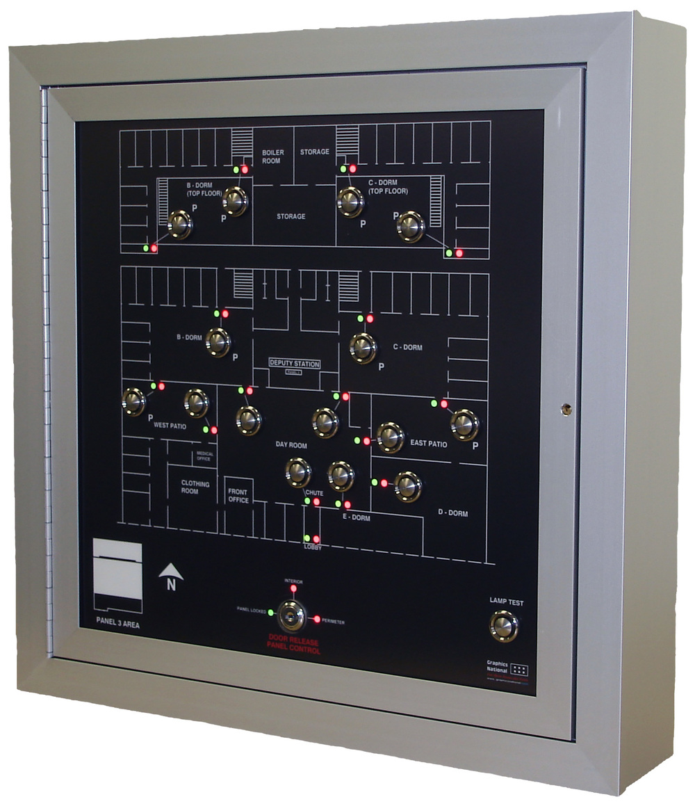 Custom Graphic Control Panel