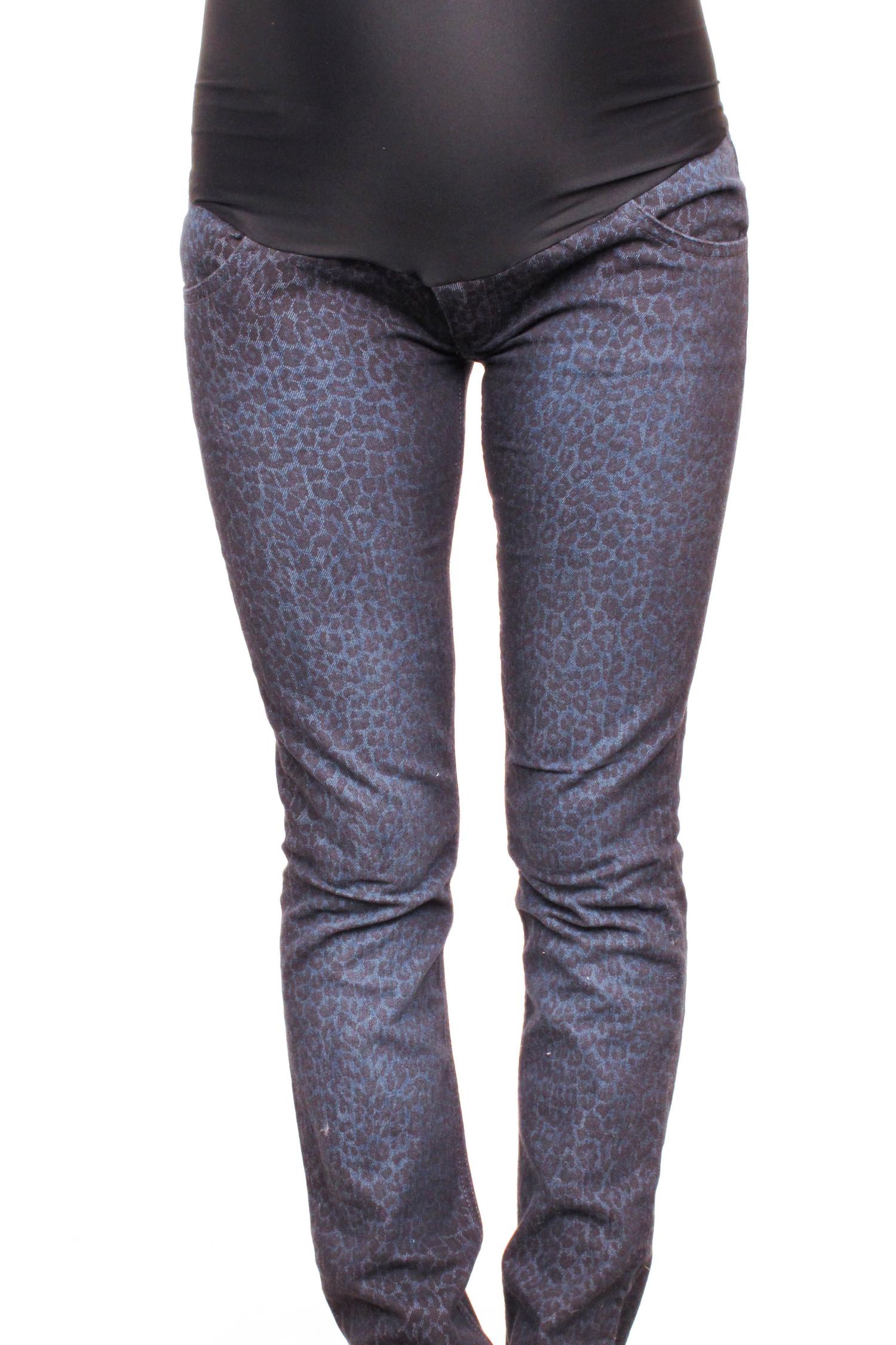 bcf36af42 Zara TRF Leopard Skinny Maternity Jeans 30 x 35 — She   Wolf