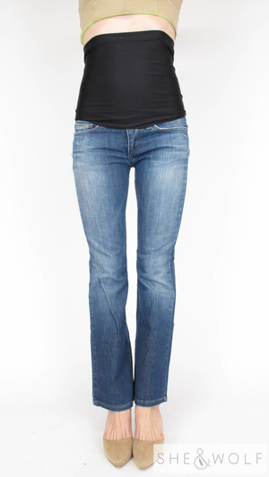 c61081f0a2290 Joe's Jeans Bootcut Maternity Jeans 27 x 31