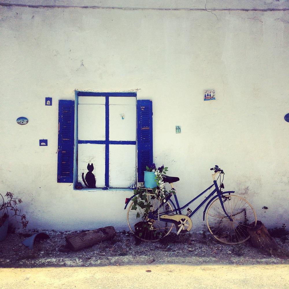 Street art in Kardamarina Kos