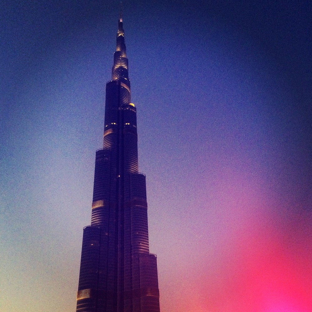The Burjkhalifa