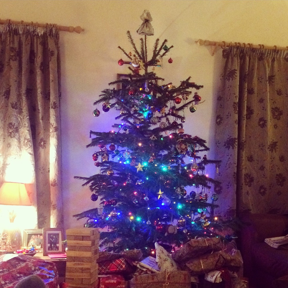 The Family Christmas Tree