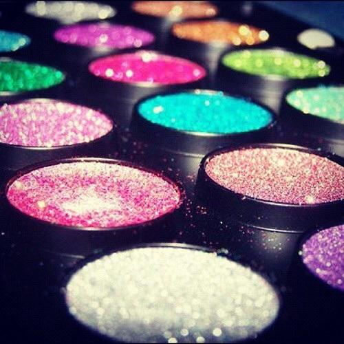 Glitter pot heaven!