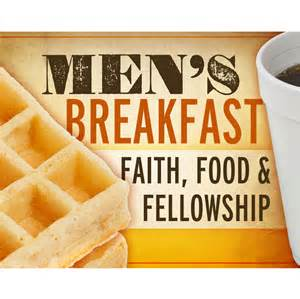 United Methodist Men's Breakfast