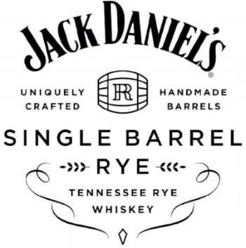 Jack Daniel's Single Barrel Rye Logo