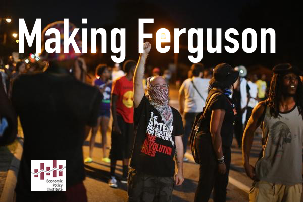 Image Credit. EPI has released an amazing report about the making of Ferguson, how it developed, what you need to know, and why it matters. The report is a must read for anyone interested in the issue at hand.