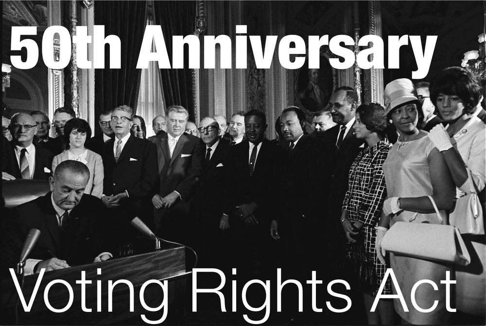 On the 50th Anniversary of the Voting Rights Act the CPC has taken a strong stand for where we stand today and where the country needs to go tomorrow. Voting is a core principle for Democracy in the U.S. and there are still many ways yet to be implemented to ensure a more perfect Democratic system.