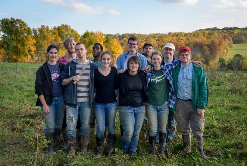Fall 2014 UMD Soil Judging Team