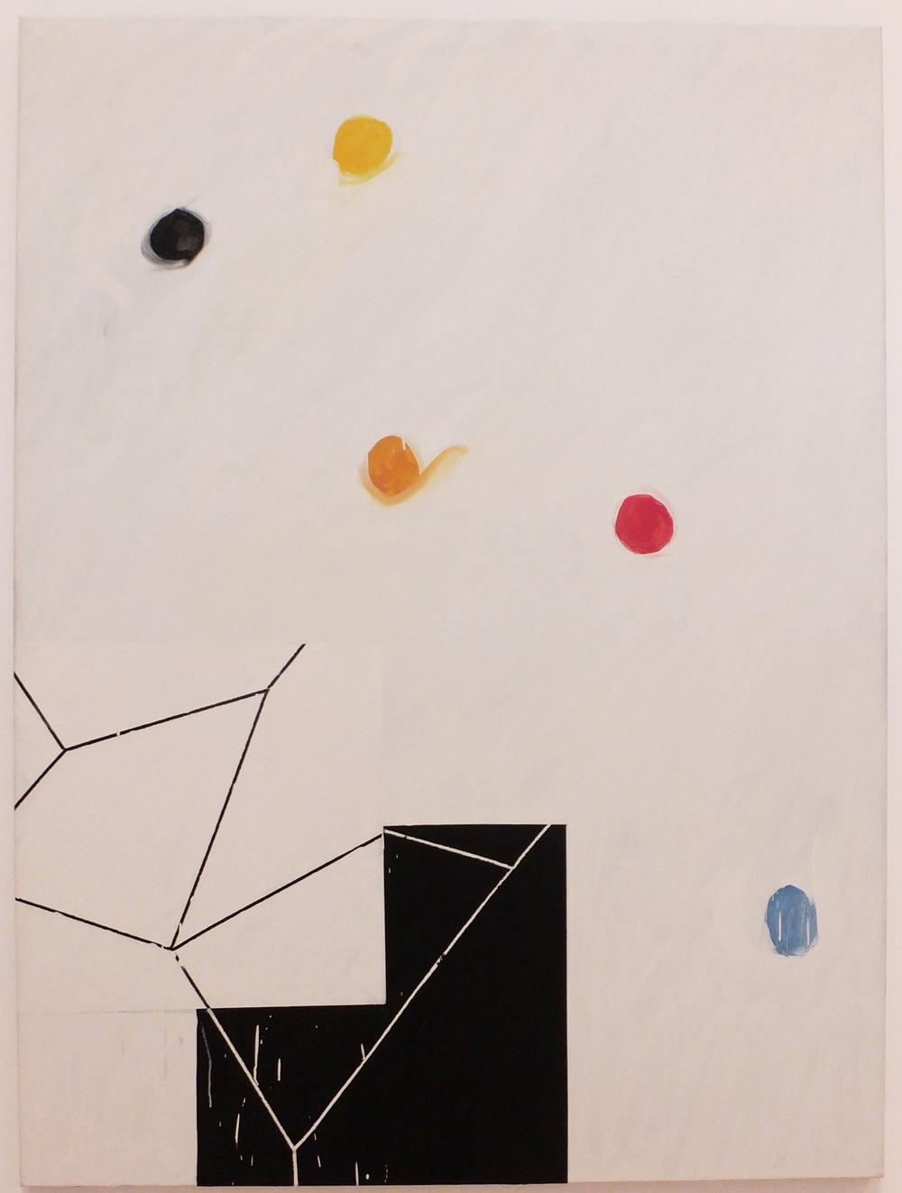 Johngiorno (1995), oil on canvas