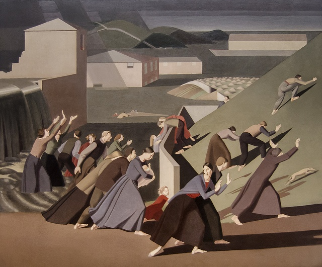 Winifred Knights, The Deluge (1920), Tate Collection