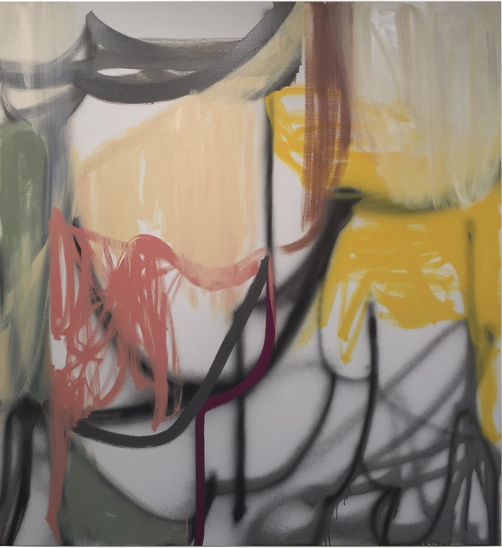 Liliane Tomasko,  Let it Fall  (2015)