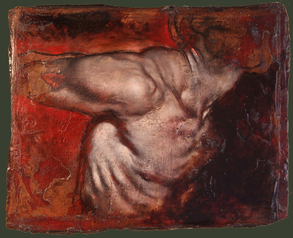 Tomas Watson,  Shoulder Study , 2017