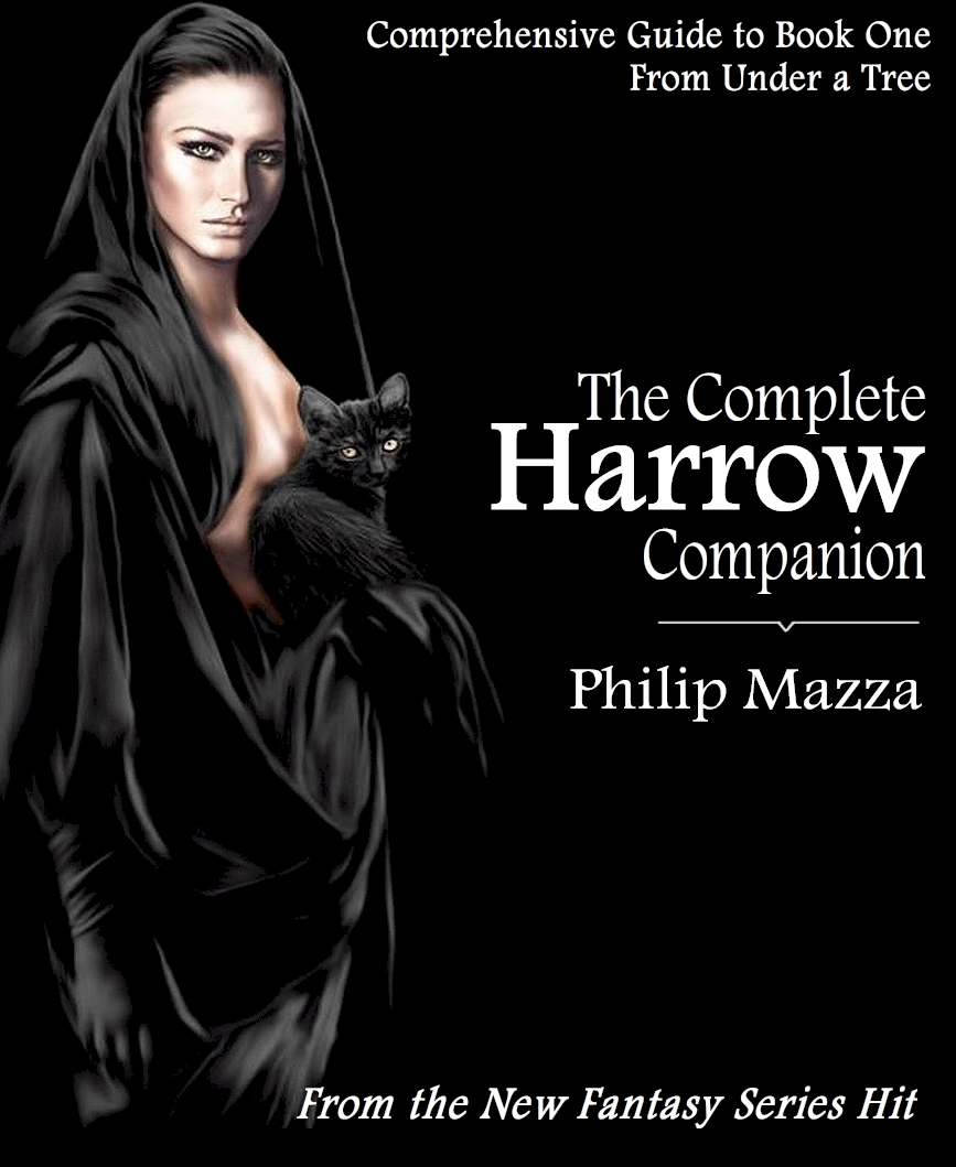 Cover: The Complete Harrow Companion