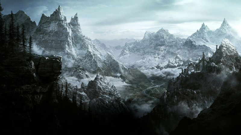The Thornback Mountains