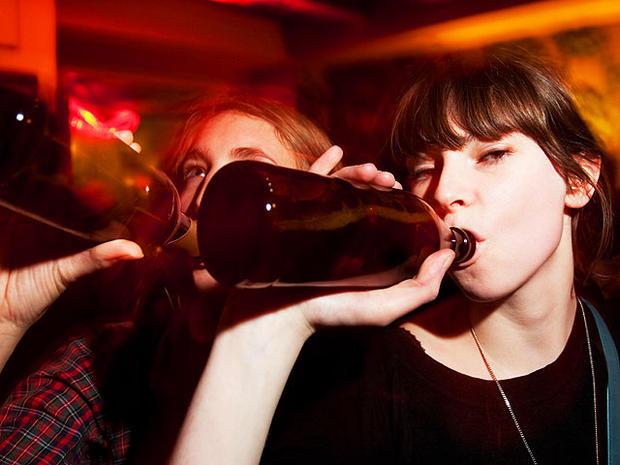 Алкоголизм в россии девушек