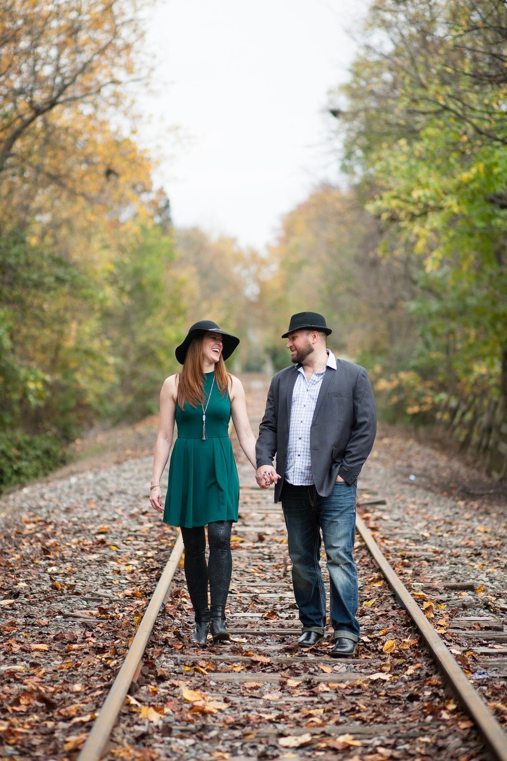 NoDa Engagement Photos