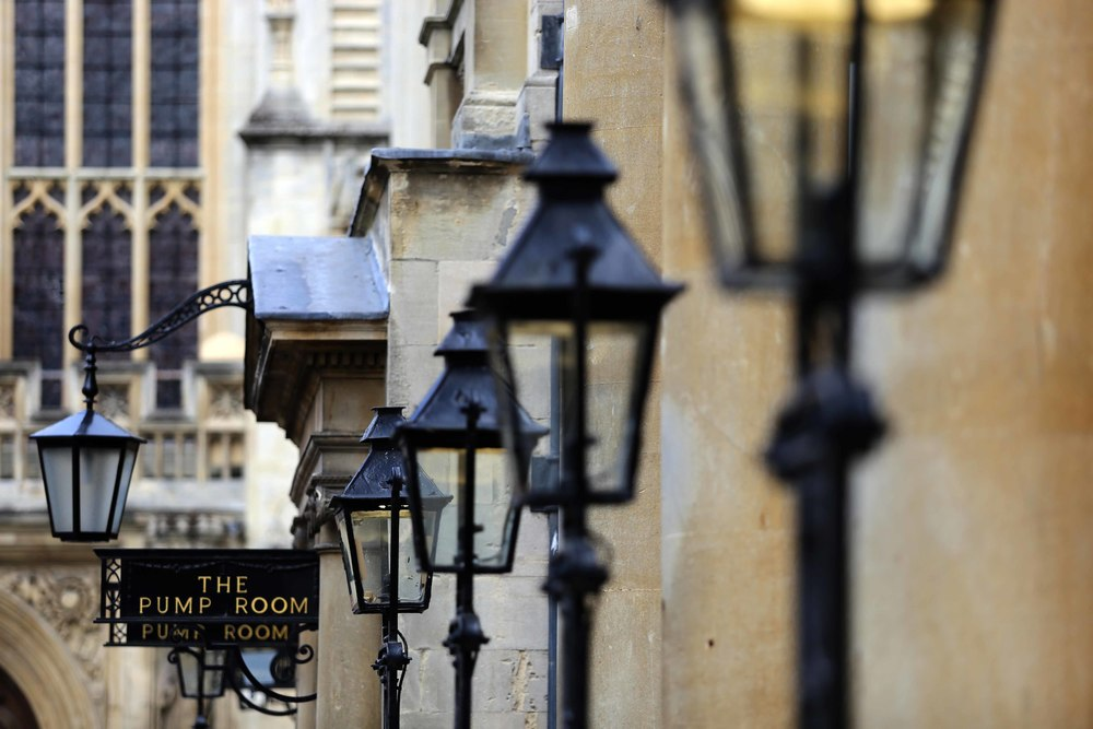 The Pump Room, Bath