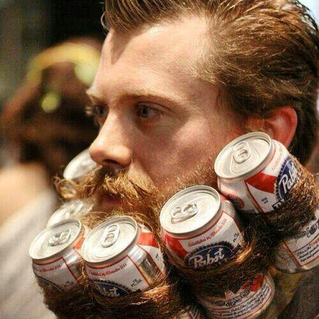 #multitasking like a boss.  #menofthebeard #beardnation #beardstrong