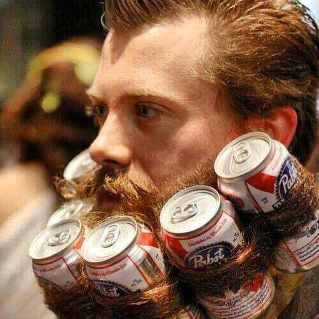 Multitasking like a boss. #beard #menofthebeard #beardstrong