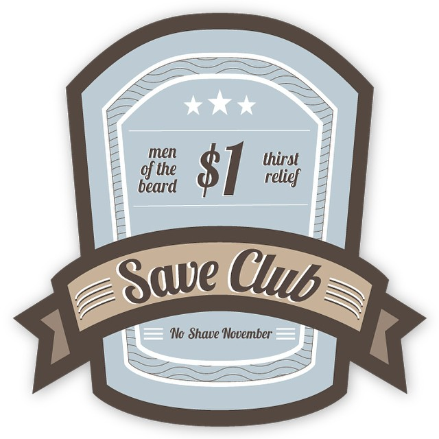 Are you letting your man-whiskers grow during #NoShaveNovember? Click the link and join the #DollarSaveClub today!  http://goo.gl/YMTxCD  #beard #movember #beardlife #beardnation