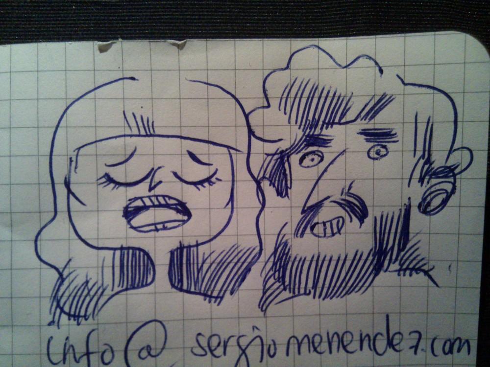 by Sergio Menendez