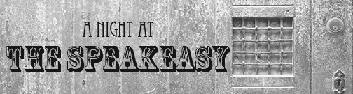 Click here for more information on our Second Annual Charity Event, A Night at the SPEAKEASY, held on April 2, 2016.