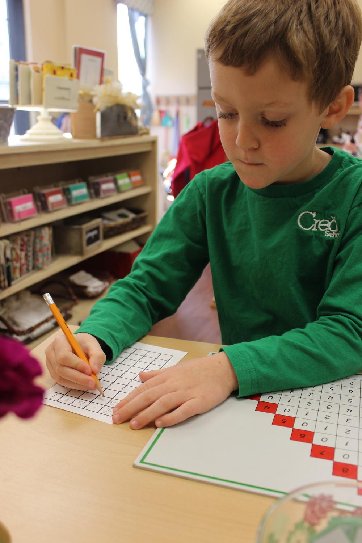 Memorizing Subtraction