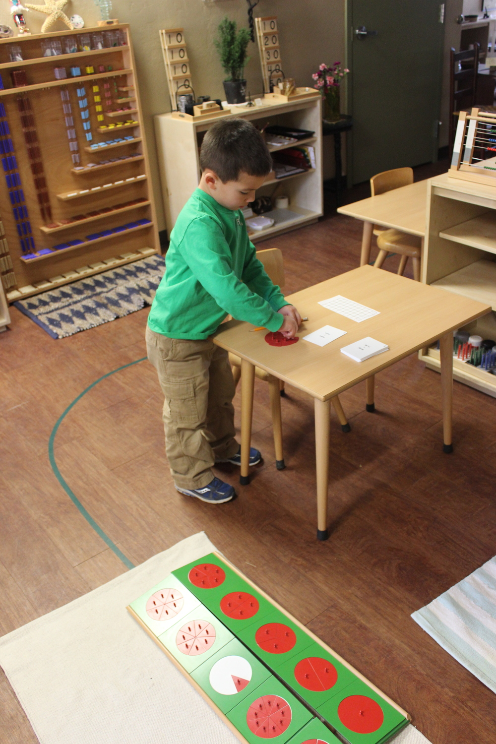 Subtraction with Fractions