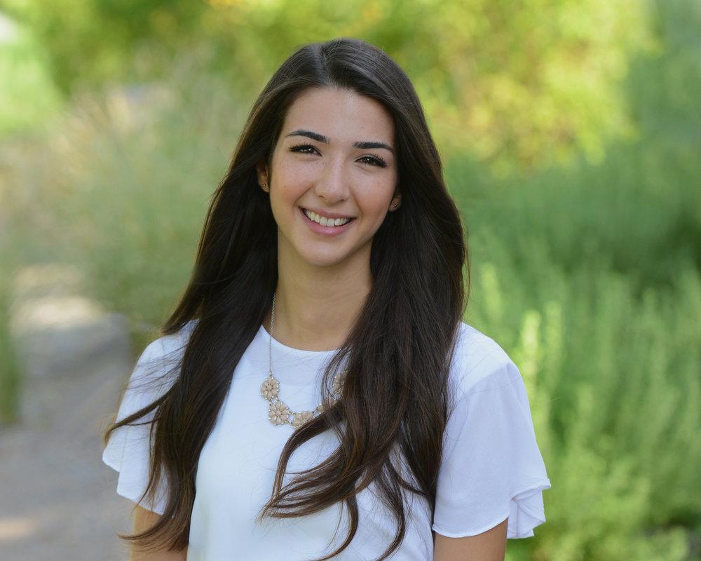Estefania Tranchina, Classroom Assistant