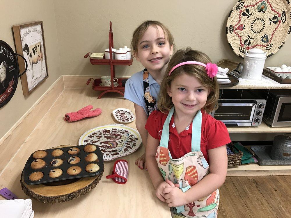Food Preparation (Baking)
