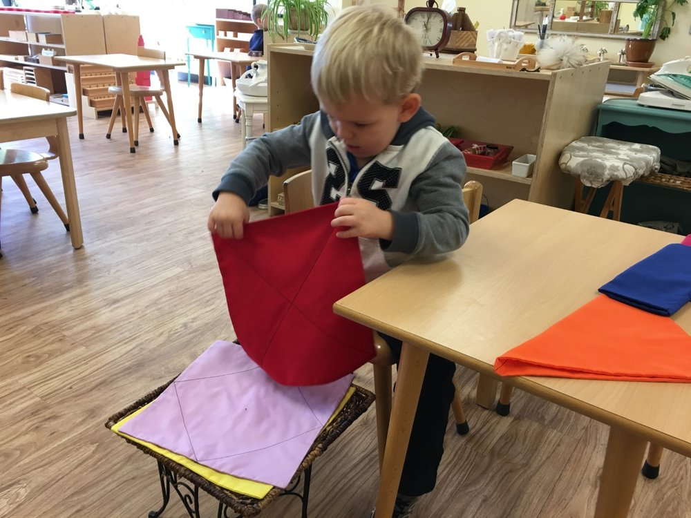 Cloth Folding