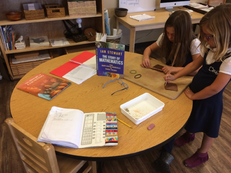 Making Babylonian Clay Tablets