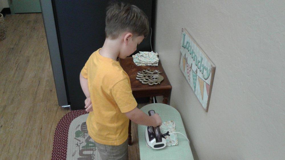 Ironing Napkins