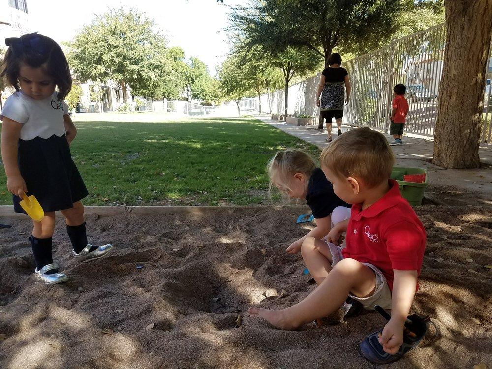 Playground: Sandbox