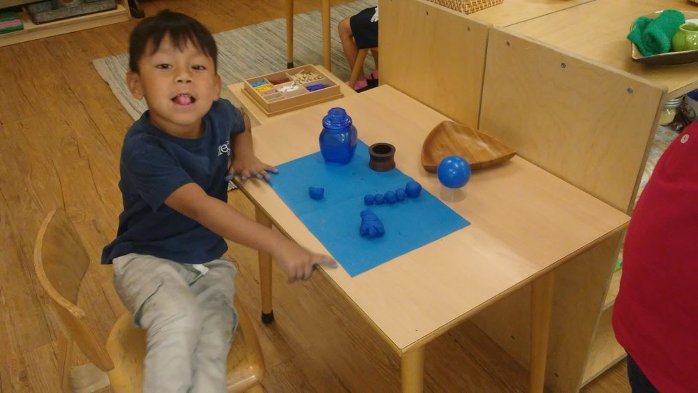 Building Geometric Shapes with Clay