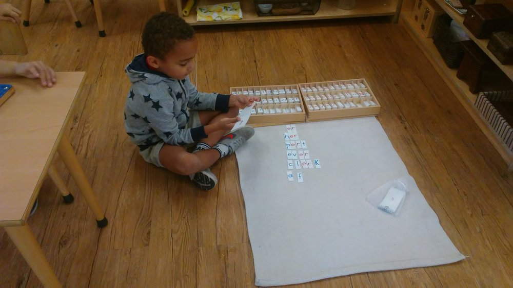 Phonogram Movable Alphabet