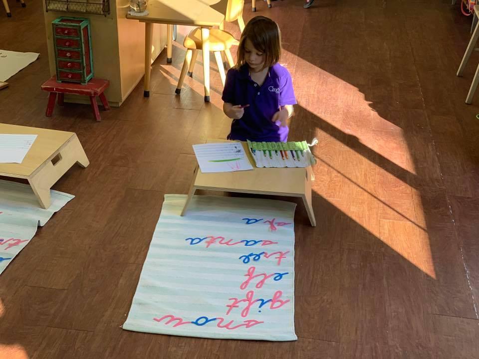 Composing a list