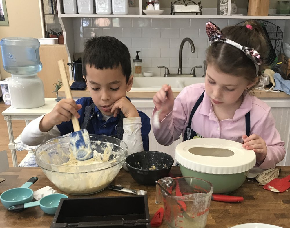Building community and becoming independent through baking