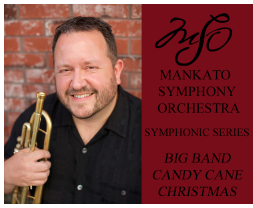 The fabulous Brad Shermock (trumpet) and Adi Yeshaya (arranger/keyboard) team up for a grand Christmas celebration, and I'll be singing those fabulous arrangements!  December 6th, 3pm at Mankato West High School.  Check the web page for details.