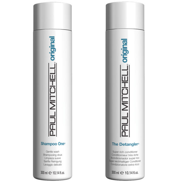 Paul Mitchell Shampoo and Detangler